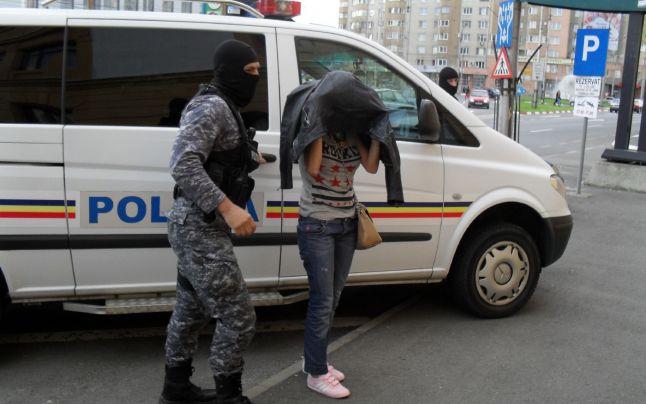 Traficant de persoane căutat de autoritățile spaniole, reținut la Petea
