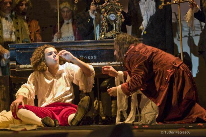 """Piesa """"Amadeus"""" se va juca în luna mai și la Satu Mare"""