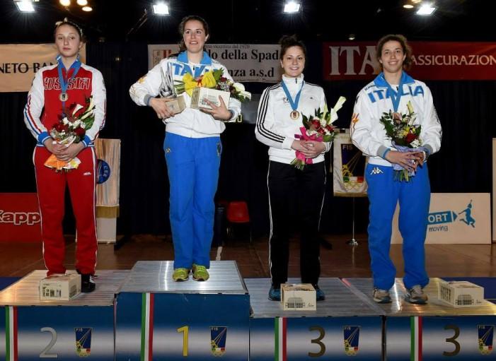 Sătmăreanca Amalia Tătăran medaliată cu bronz la Campionatul European de scrimă U23