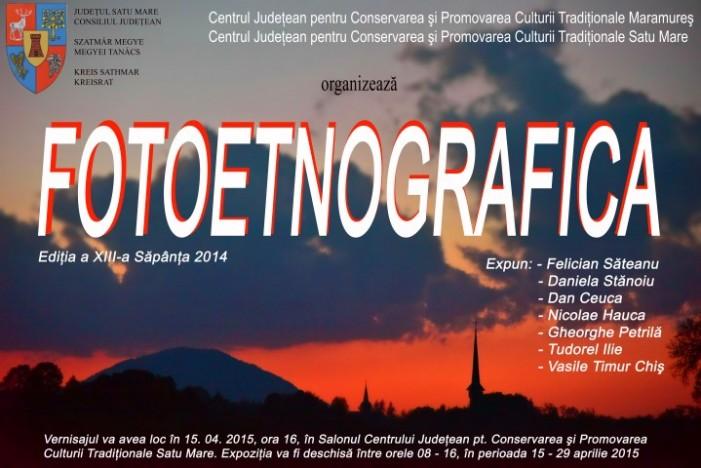 """Fotoetnografica"", la a XIII-a ediție"