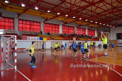 Handbal: CSM Satu Mare-UNIT Alba Iulia 51-25