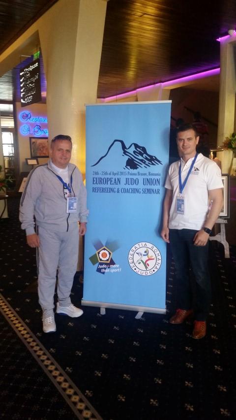 CSM Satu Mare, reprezentat la Seminarul Internațional de Judo de la Poiana Brașov
