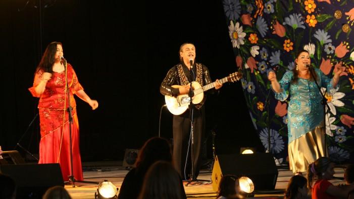 """Formația """"Kalyi Jag"""", cu artiști originari din Satu Mare, la """"Balkanik Festival"""" 2015"""