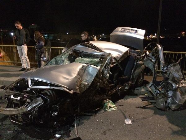 Accident mortal în Cluj. Un sătmărean a fost rănit (Foto)