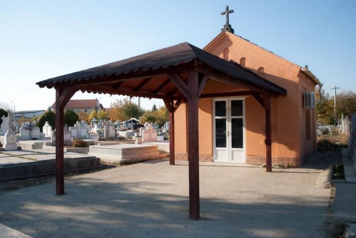 A furat din capela satului