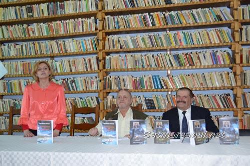 Lansare de carte la Biblioteca Județeană