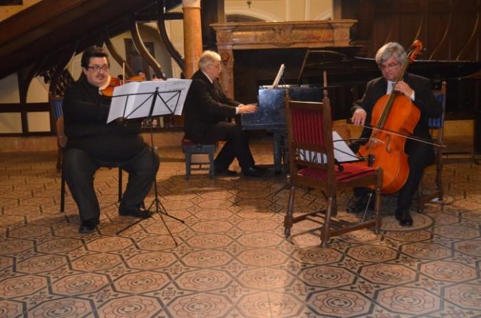 Castelul Karolyi a răsunat de muzica lui Beethoven