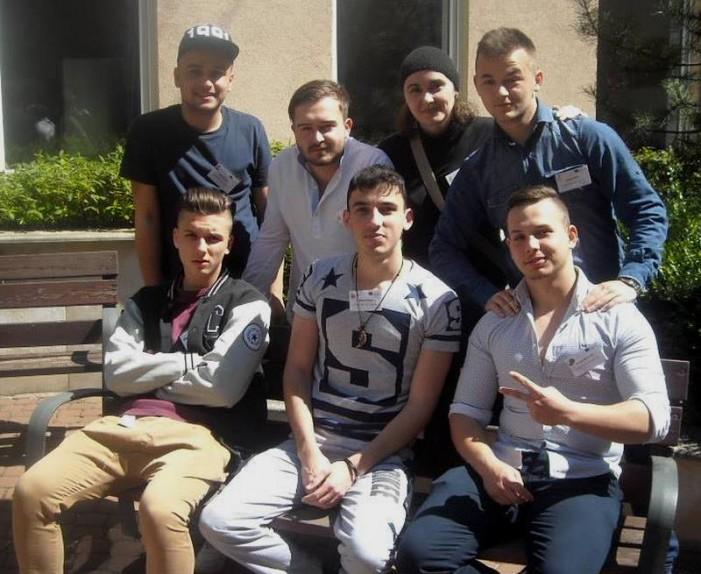 """Șase elevi de la Colegiul Tehnic """"UNIO-Traian Vuia"""" au participat la un proiect în Budapesta"""