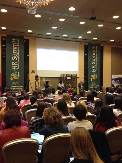 Business=omul este una dintre concluziile HR Summit Cluj Napoca