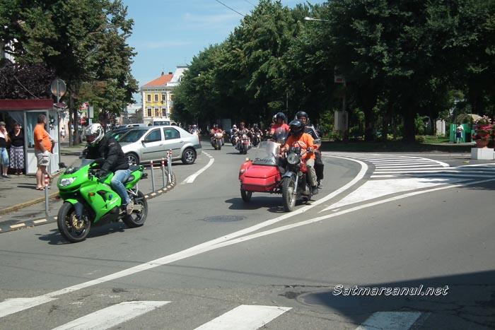 Motocicliștii cer respect în trafic !