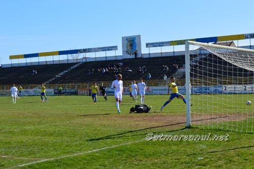 Olimpia a terminat la egalitate cu FC Olt Slatina: 1-1