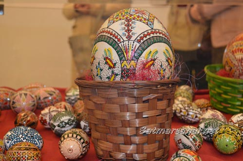 Expoziție de ouă încondeiate la Muzeul de Artă (Galerie foto)
