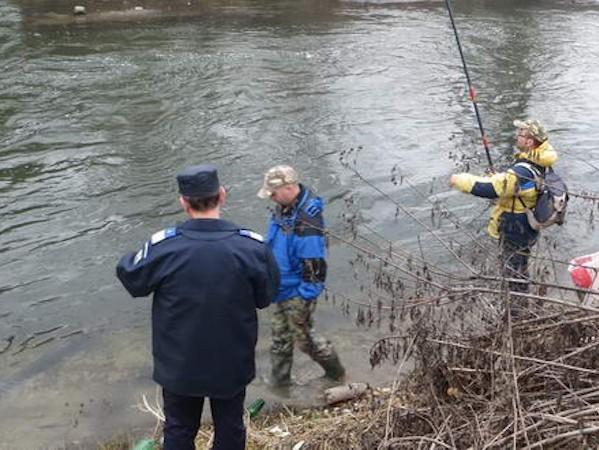 A început perioada de prohibiție la pescuit
