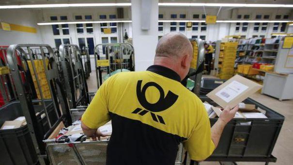 Se caută poștași pentru Germania