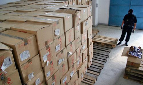 Bunuri în valoare de 14.000 lei, confiscate de oamenii legii din Satu Mare