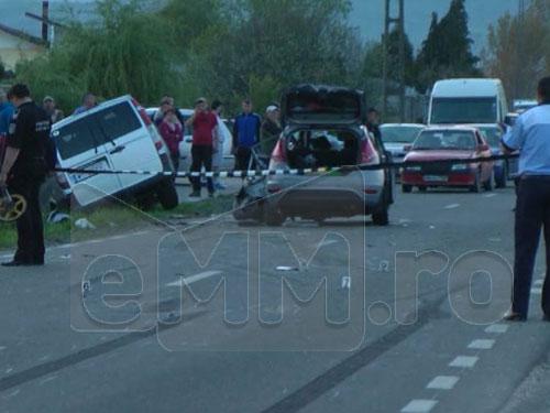 Semida Sărmășag purta centură de siguranță în momentul producerii tragediei (Video)