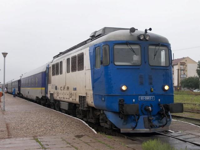 Trenul București Nord – Satu Mare se oprește la Baia Mare