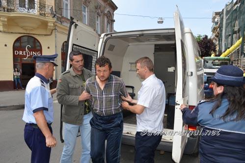 Criminalul din Giungi, arestat preventiv pentru 30 de zile (Foto)