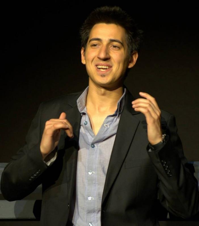 Actorul Teatrului de Nord, Cristian Iorga, protagonistul spotului oficial TIFF 2015