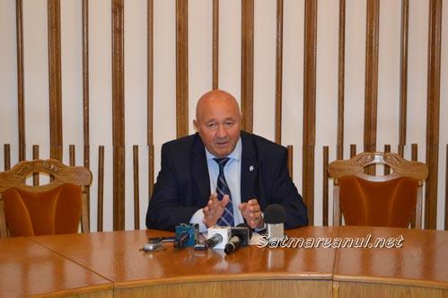 Primarul Dorel Coica îi răspunde deputatului Kereskenyi Gabor