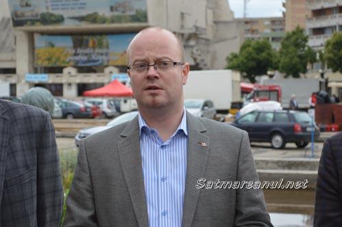 Cine va fi noul viceprimar al municipiului Satu Mare?