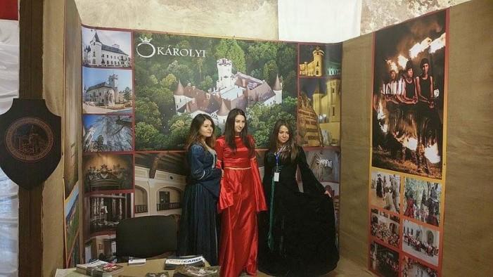 """Castelul Karolyi a participat la """"Târgul European al Castelelor"""""""