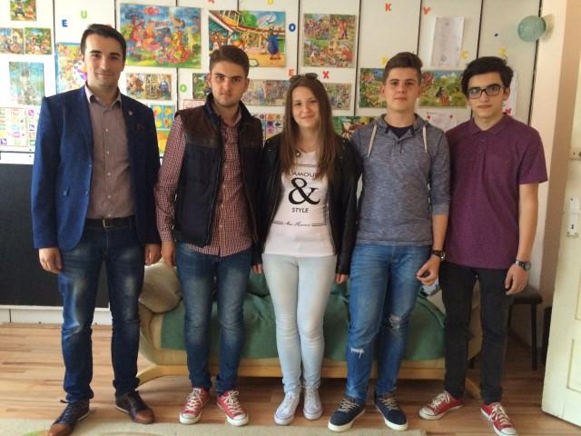 """TSD Satu Mare a marcat """"Ziua Internațională a Copilului"""""""