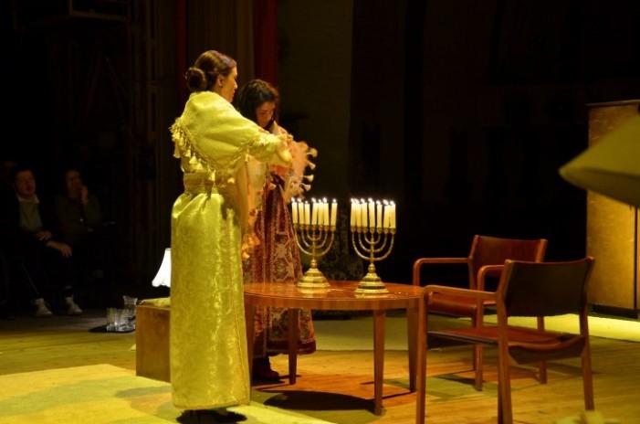 """""""Yom Kippur"""" revine pe scena Casei de Cultură a Sindicatelor"""