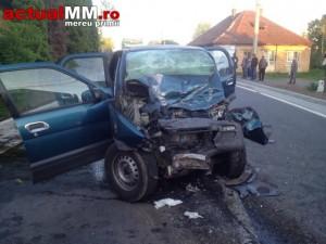 Accident cu doi morți pe DN1C Satu Mare-Baia Mare (Foto&Video)