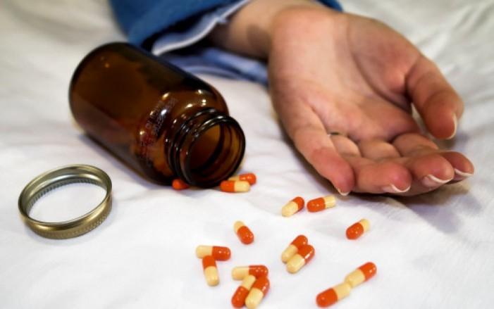 A vrut să se sinucidă cu un pumn de medicamente