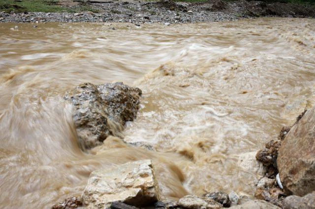 S-a prelungit CODUL ROȘU pe râul Crasna