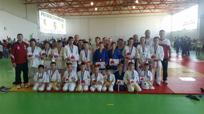 """Rezultate deosebite pentru judoka de la CSM Satu Mare la Memorialul """"Debreceni Mihali"""""""