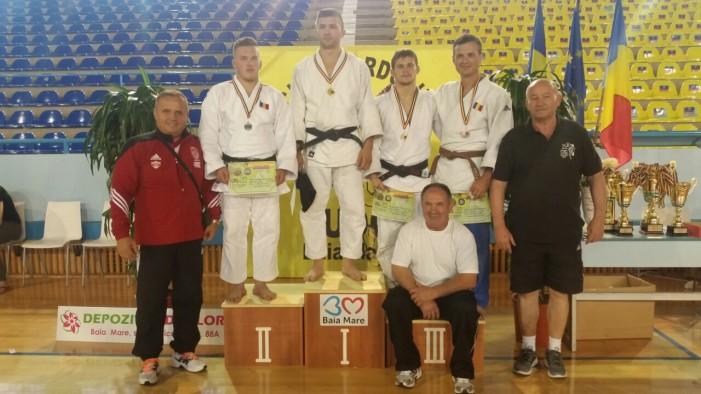 """Rezultate de excepție pentru judoka de la CSM Satu Mare, la """"Cupa Nordului"""" din Baia Mare"""