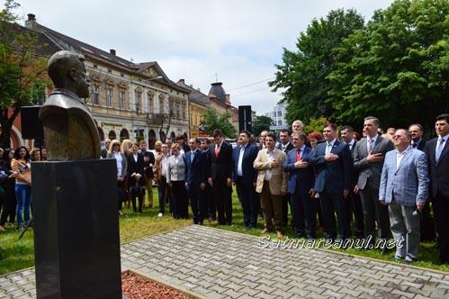 """Asociaţia """"I. C. Brătianu"""" din Satu Mare a aniversat 140 de ani de liberalism (Galerie foto)"""