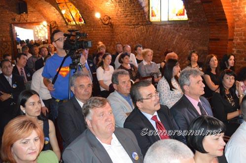 """Simpozion organizat de PNL Satu Mare: """"140 de ani: de la tradiție la modernitate"""""""