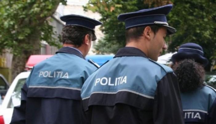 """Sute de polițiști pe străzi, de """"Zilele Orașului Satu Mare"""""""