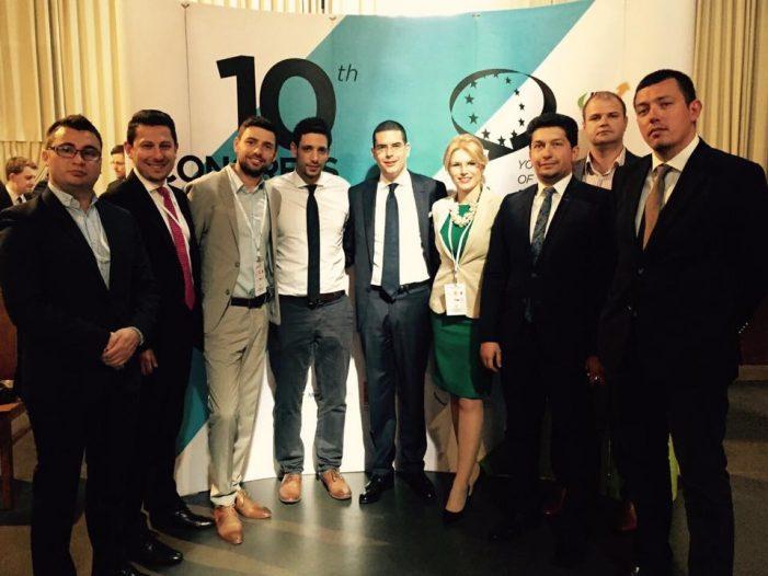 Al X-lea Congres al tinerilor din PPE s-a desfăşurat în Portugalia