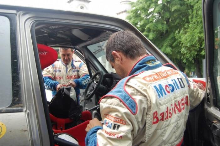 """Rally Raid: Ovidiu Domide și Daniel Nistor, câștigătorii Trofeului """"Paul Badea"""""""