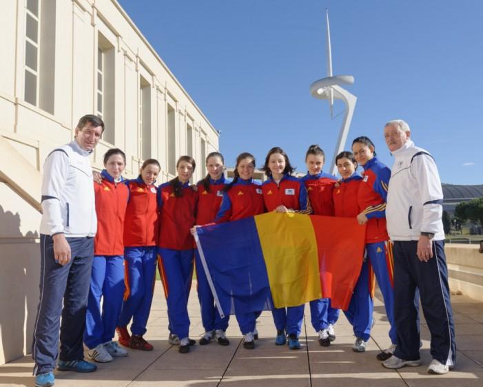 Cu Simona Pop în lot, România a urcat pe locul II în clasamentul Cupei Mondiale de spadă feminin