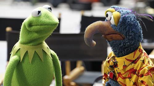 """""""The Muppets """" se întorc la TV"""