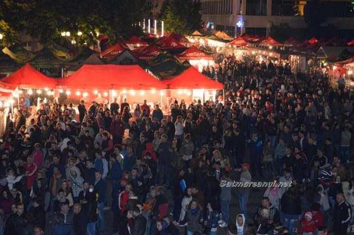 Zilele Orașului Satu Mare: Azi concertează Delia, Voltaj și Keresztesi Ildiko