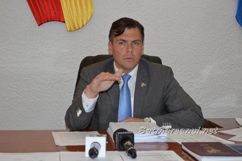 Adrian Ștef îi răspunde primarului Dorel Coica cu privire la postul de viceprimar vacant