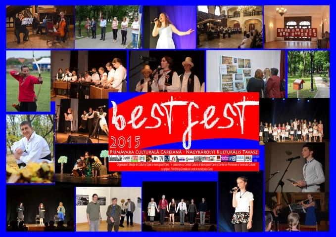 S-a încheiat Festivalul BestFest 2015 – Primăvara Culturală Careiană
