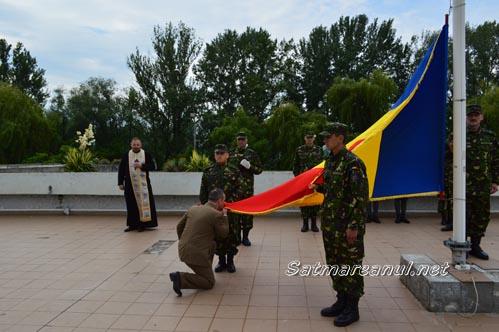 """""""Ziua Drapelului Național"""", marcată la Satu Mare (Galerie foto)"""