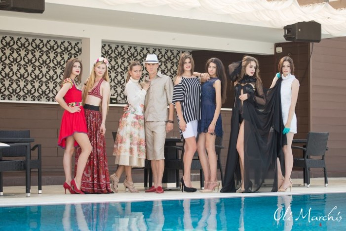 """Fashion's Night Out"" urmat de pool party, la Hotel ""Dana I"" din Satu Mare"