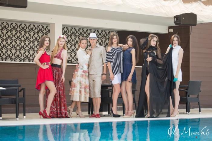 """Fashion's Night Out"" urmat de pool party, la Hotel ""Dana I"" din Satu Mare"