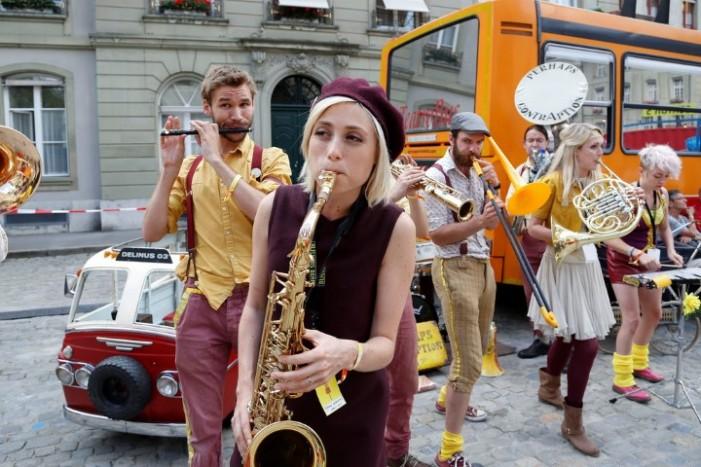 Satu Mare: Festivalul Muzicii de Stradă 2015