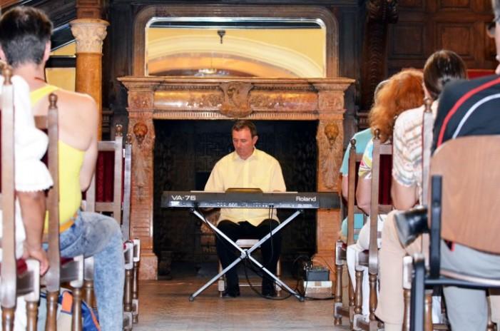 Recital Gheorghe Iovu la Carei