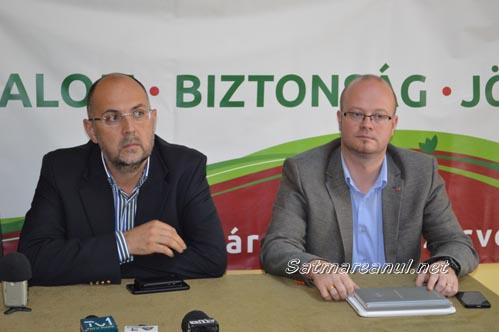 Kereskenyi hotărât să candideze pentru funcția de primar al municipiului Satu Mare