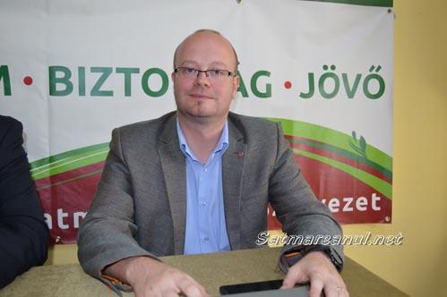 UDMR refuză postul de viceprimar al municipiului Satu Mare